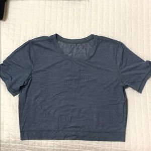 Lululemon Run The Day SS Top in Size 2 or 4